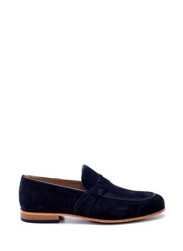 Derimod Erkek Ayakkabı(9623) Klasik Lacivert